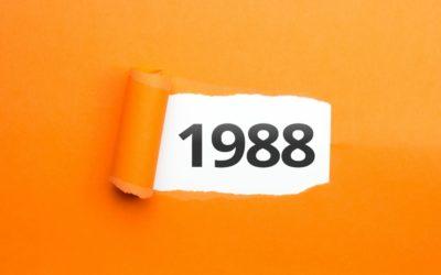 30 October 1988